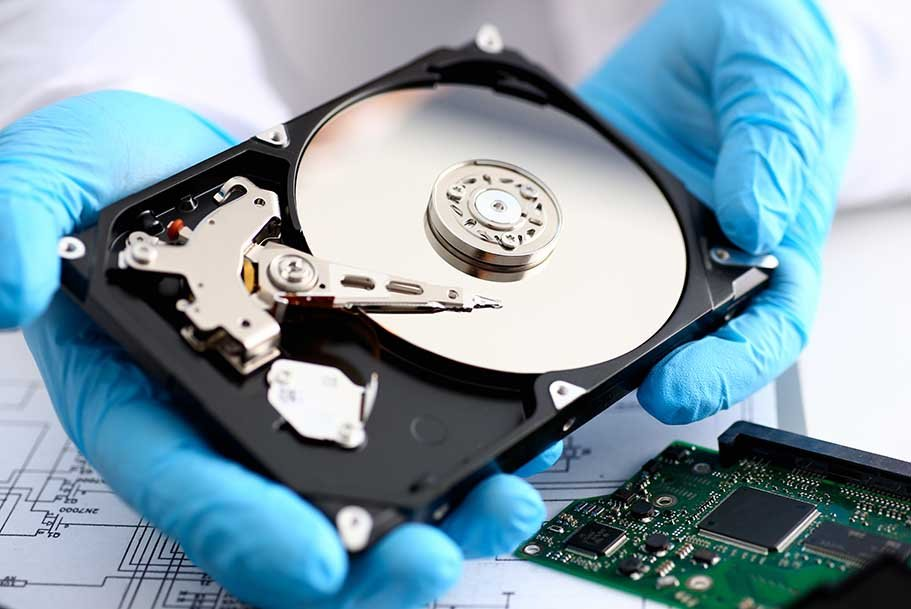 Steps to recovering your lost data
