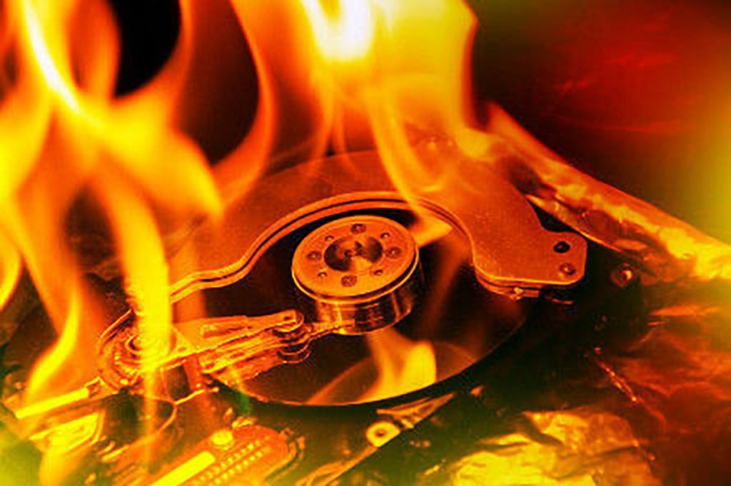 Can Data Be Recovered from a Water or Fire Damaged Hard Drive