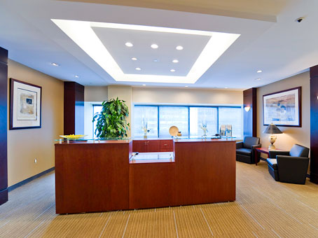 Proven Data Recovery NYC reception area