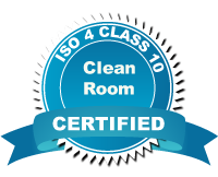 ISO 4 Class 10 data recovery clean room