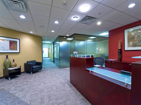 Proven Data Recovery White Plains NY reception area