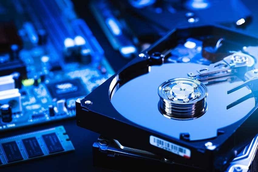 Personal insurance or home owners insurance for data recovery