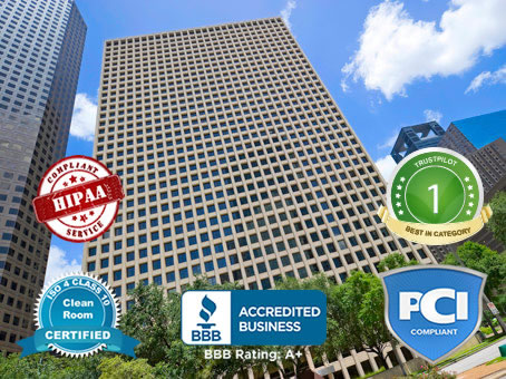 Proven Data Recovery Houston TX certifications