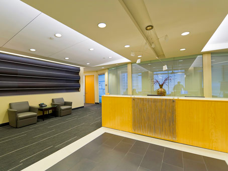 Proven Data Recovery Houston TX reception area