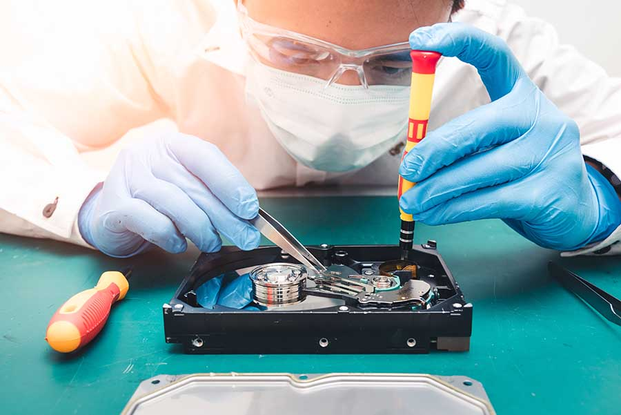 Will insurance pay for data recovery services?