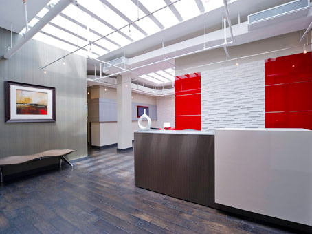 Proven Data Recovery NY reception area