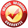no data no charge policy