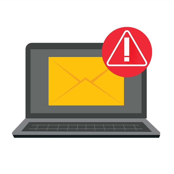 Phishing emails can lead to ransomware.