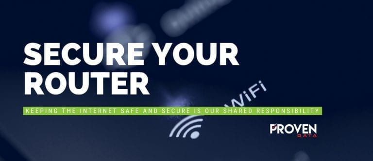 Securing Your Home or Business Router