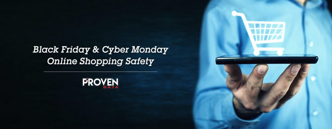 Black Friday & Cyber Monday Online Shopping Safety