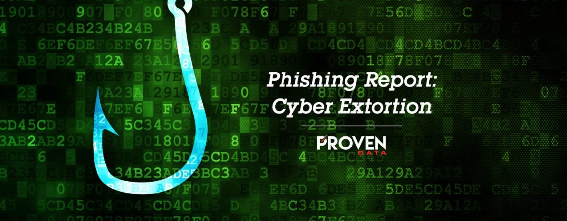 Cyber Extortion On The Rise