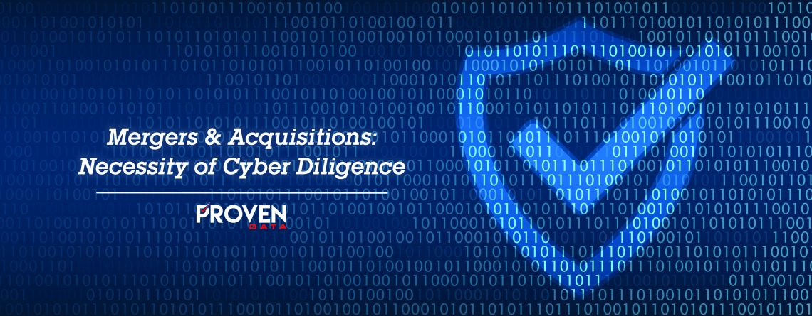 Cyber Mergers and Acquisitions