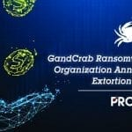 GandCrab Ransomware Leaves Extortion Business