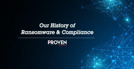 Proven Data Ransomware compliance