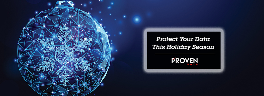 Protect Your Data This Holiday Season