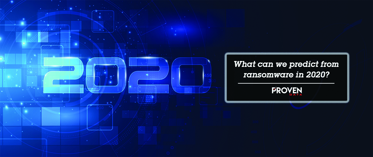 What Can We Predict From Ransomware In 2020?