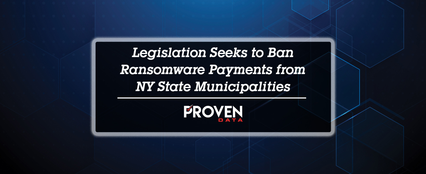 Legislation Seeks To Ban Ransomware Payments From NY State Municipalities