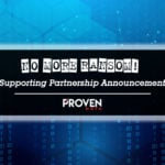 No More Ransom Proven Data Supporting Partnership