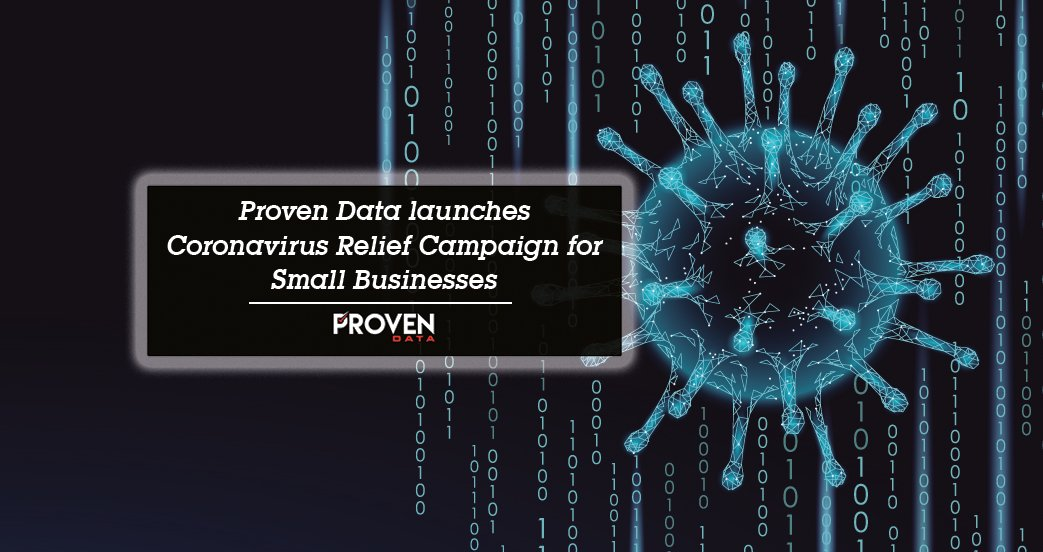 Proven Data Small Business Relief Campaign