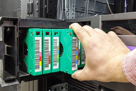 Trusted Experts in Tape Drive Data Recovery