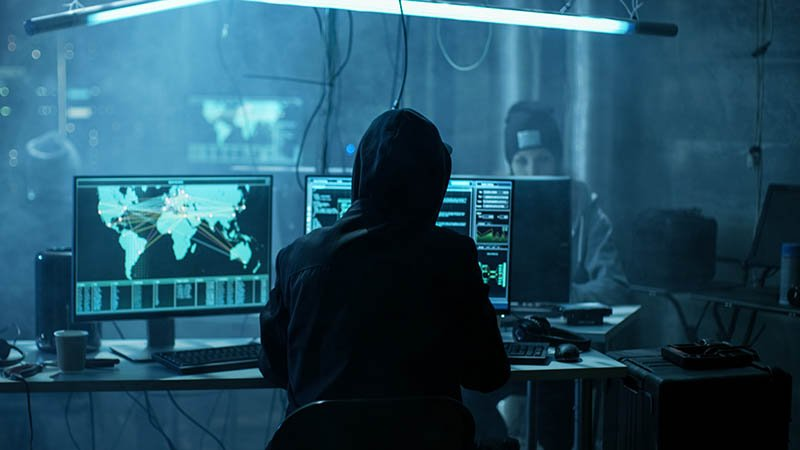 Expansion of cyber crime