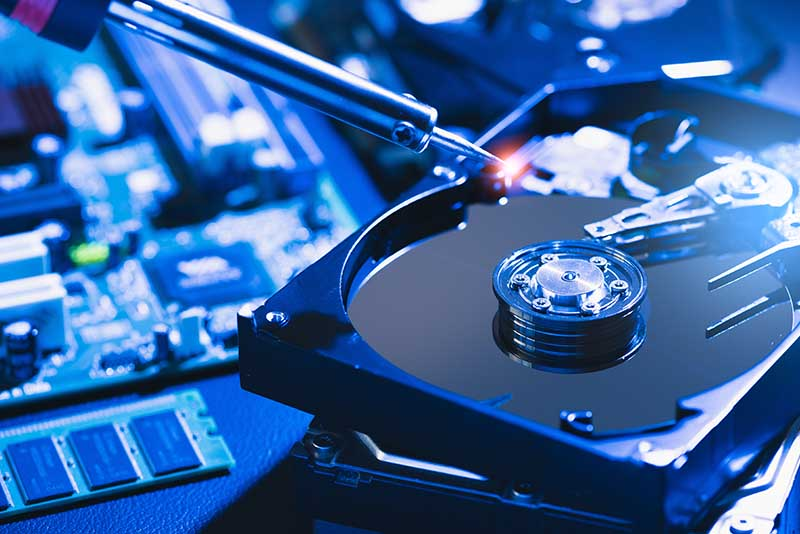 How Does A Hard Drive Data Recovery Service Work? What to Expect From the Hard Drive Recovery Process