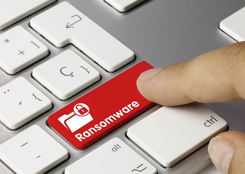 Ransomware recovery evaluation