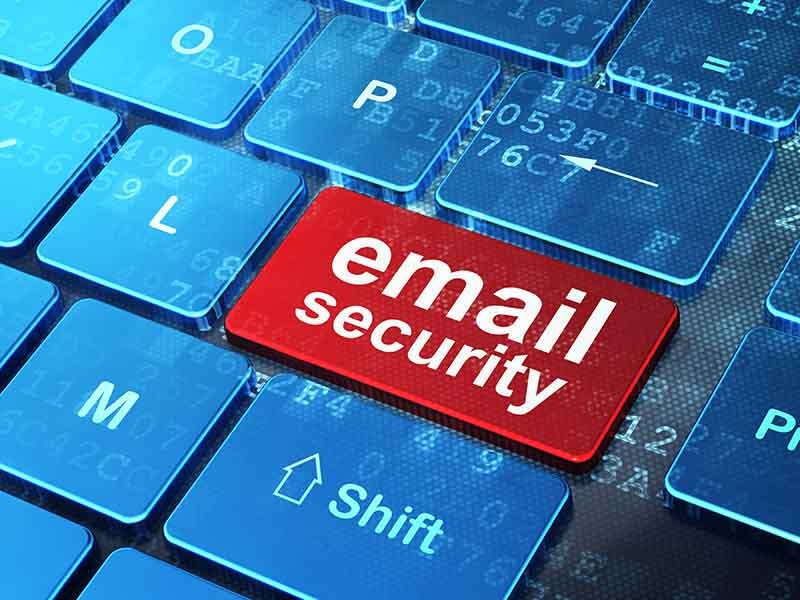 What is email security?
