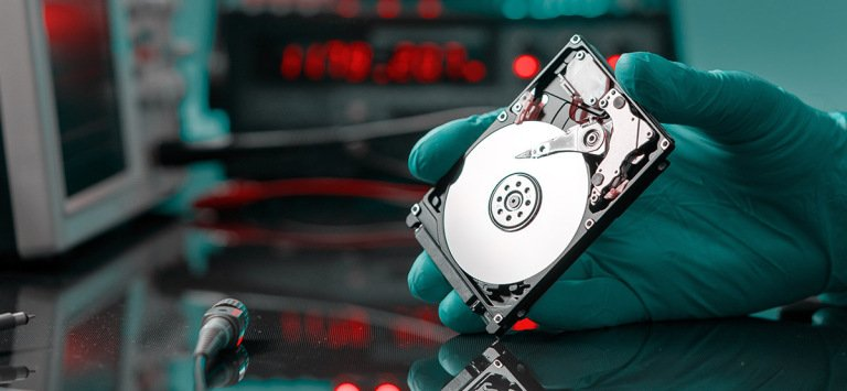 How Does Hard Drive Data Recovery Service Work
